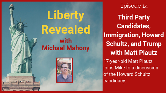 Matt Plautz - Liberty Revealed 14