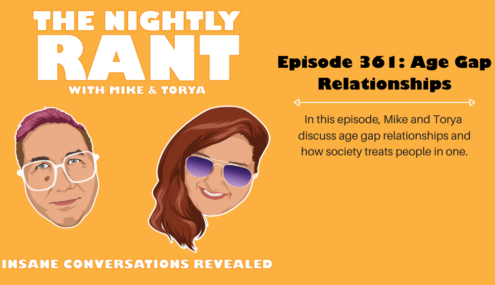 Episode 361: Age Gap Relationships