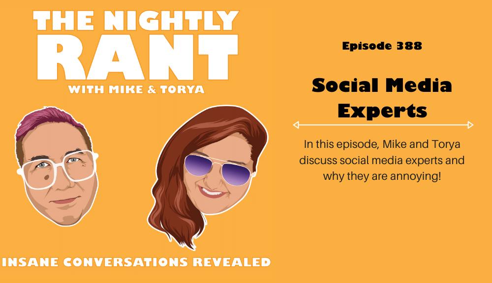 TNR388 - Social Media Experts